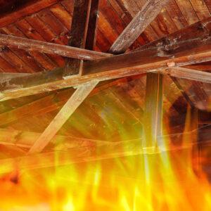 Protipožádní nátěry dřevěných konstrukcí